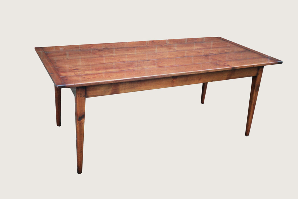 Cherry Farmhouse Table (D213)